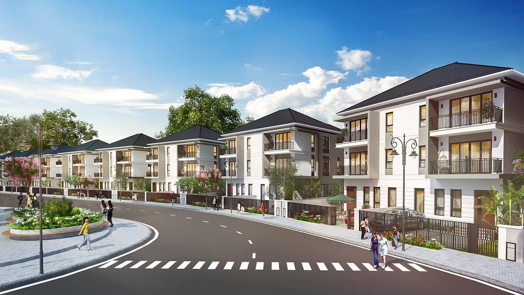 siêu đô thị sinh thái Palm Marina Novaland quận 9