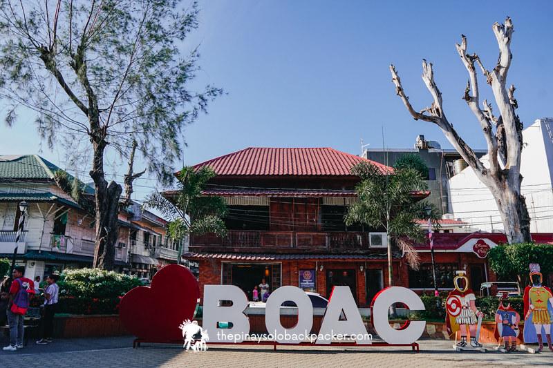 marinduque - Boac Plaza