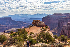 View from Shafer Canyon Overlook in Canyonlands National Park (5-6-19)
