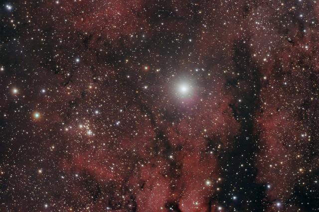 Sadr - Gamma Cygni - DSLR OSC - 2019-07-01