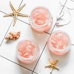 grapefruit cocktail...