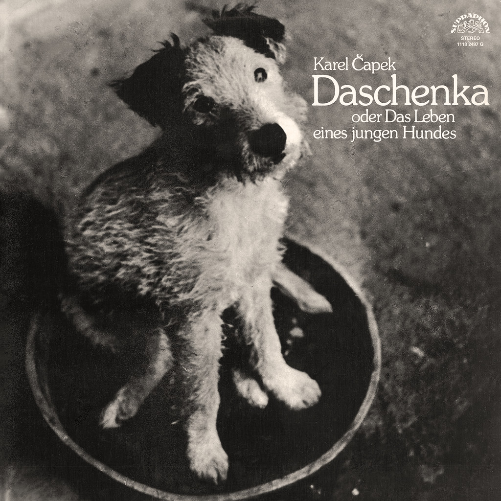 Karel Capek – Daschenka