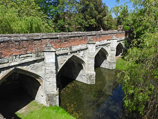 Eltham Palace Bridge