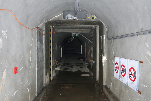 Military Tunnel
