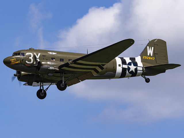 Commemorative Air Force | Douglas C-47A Skytrain | N47TB