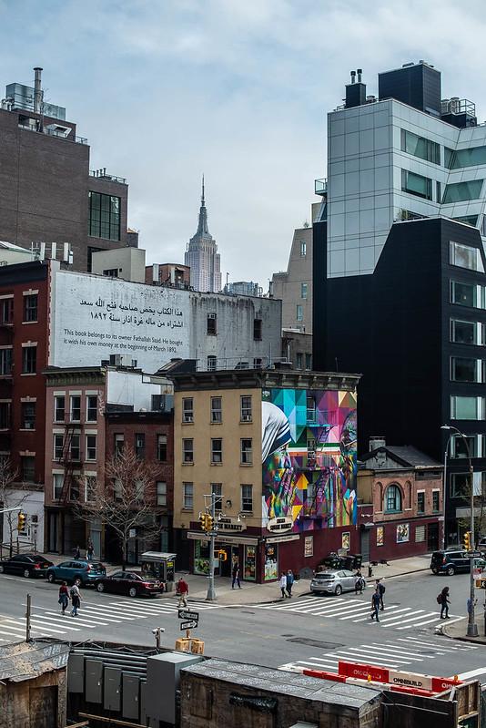 Desde el High Line