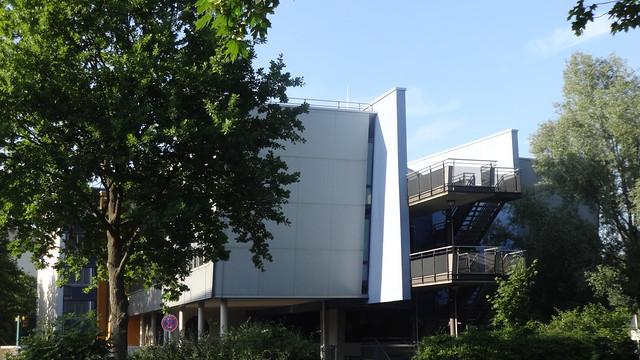 2001 Berlin Werkstattgebäude Hein-Moeller-Schule des OSZ Energietechnik II in shipshape Allee der Kosmonauten 18 in 10315 Lichtenberg