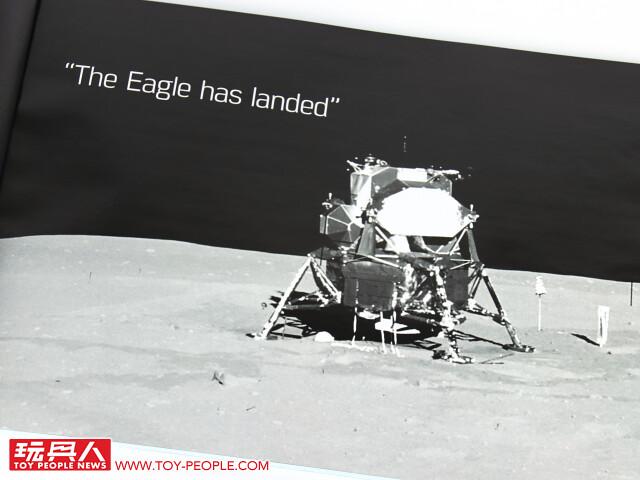 再現令人屏息的人類首次登月!! LEGO 10266【NASA 阿波羅11號登月小艇】NASA Apollo 11 Lunar Lander 開箱報告
