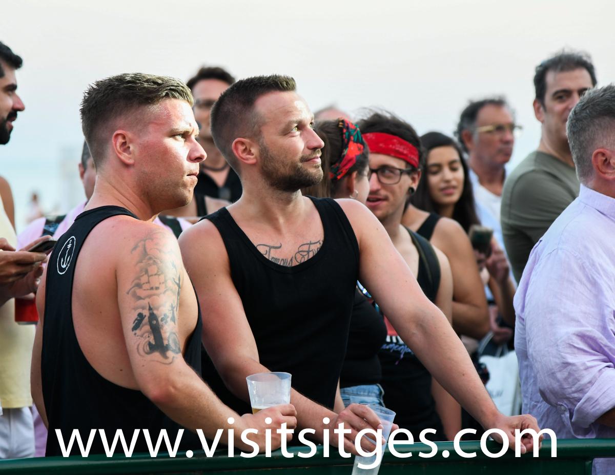 Gay Pride Sitges 2018 - Sábado
