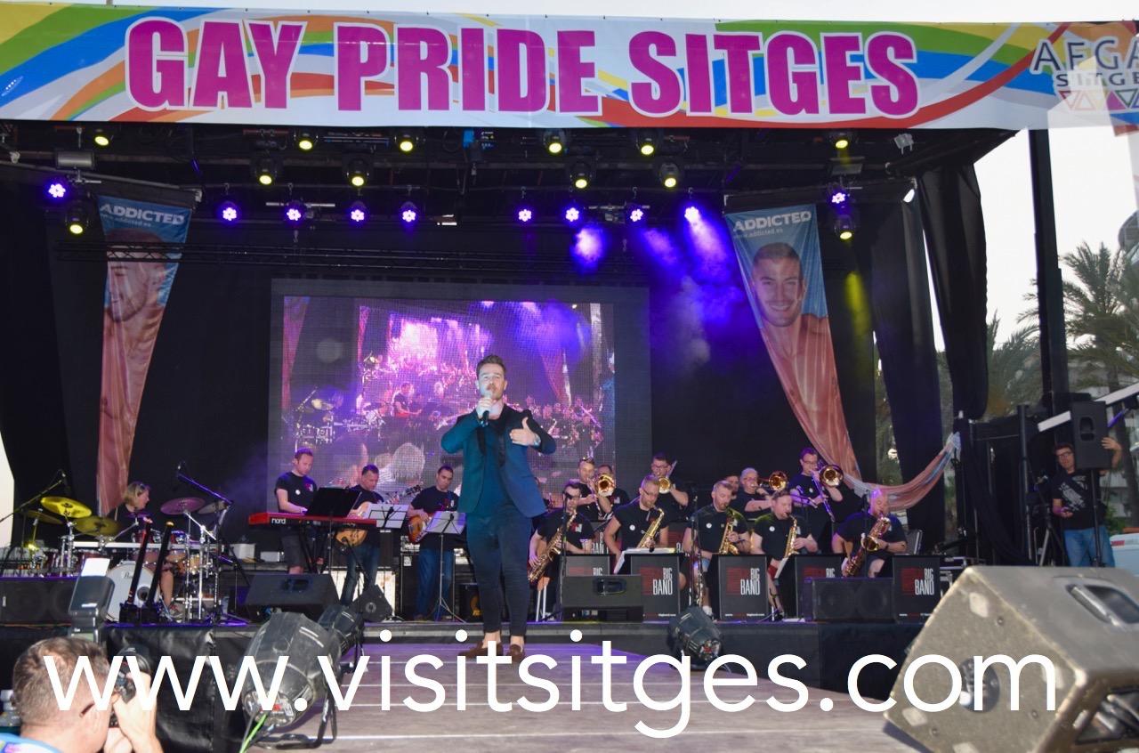 Gay Pride Sitges 2017 - Viernes