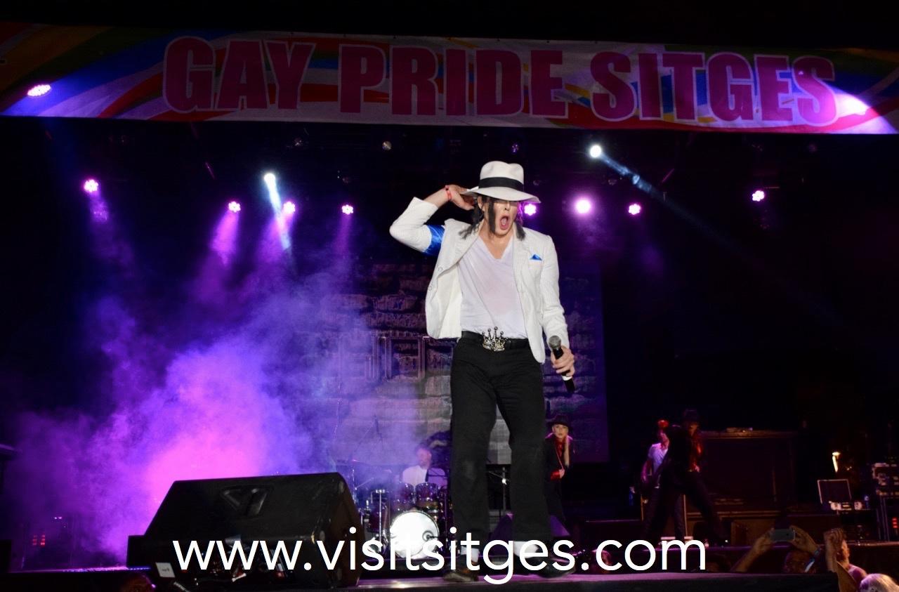 Gay Pride Sitges 2018 - Viernes