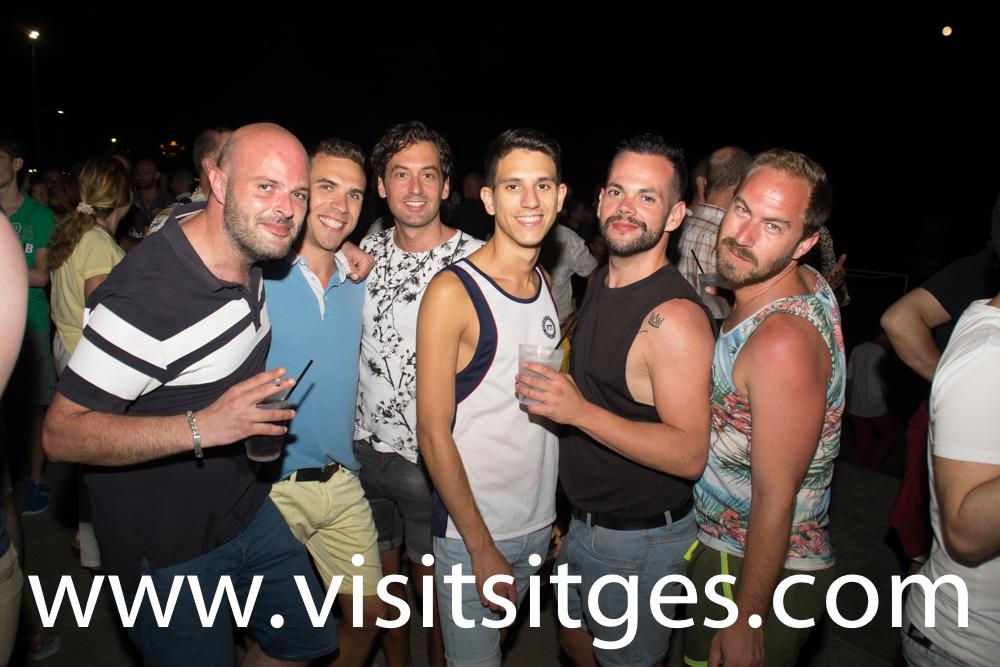 Gay Pride Sitges 2017 - Sábado