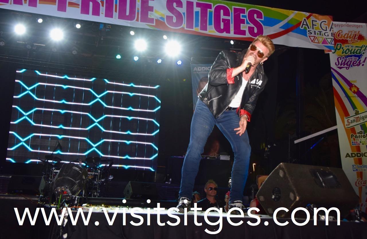Gay Pride Sitges 2017 - Lunes