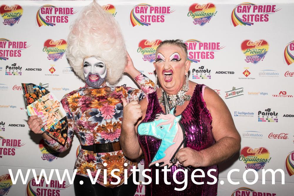 Gay Pride Sitges 2017 - Domingo