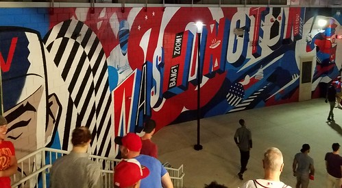 Nationals Mural