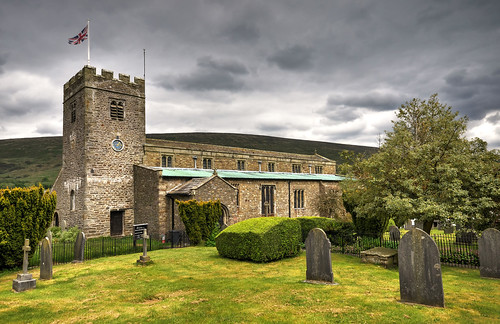 St Andrew's Church, Dent, Yorkshire Dales