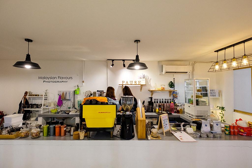 Pause Cafe KL