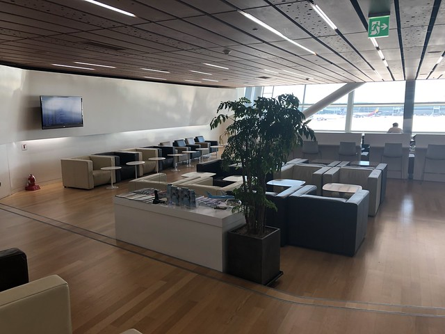 Lounge Korean Airlines Itl T1 ICN