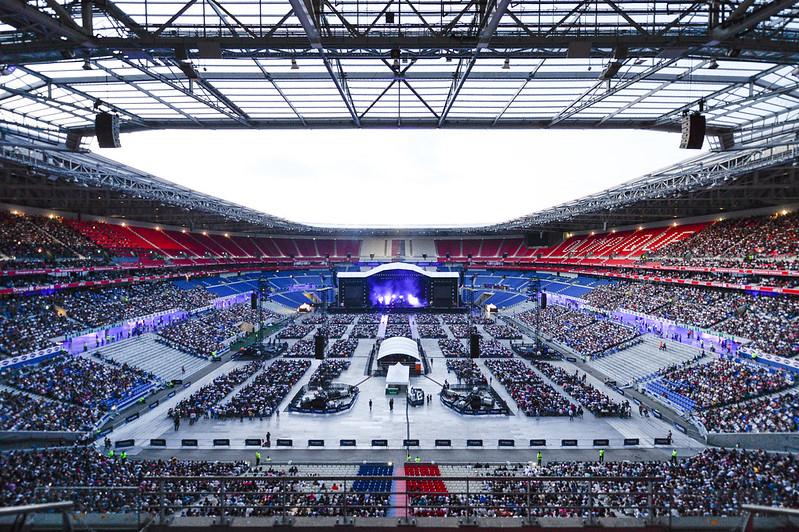 35 000 spectateurs pour le concert de Phil Collins