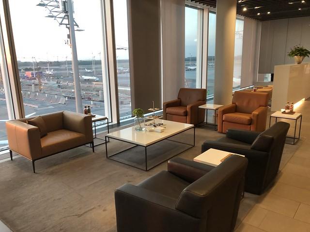 First class lounge lufhtansa Munich