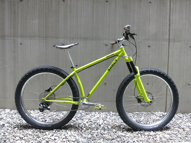 SURLY Karate Monkey YL DVO