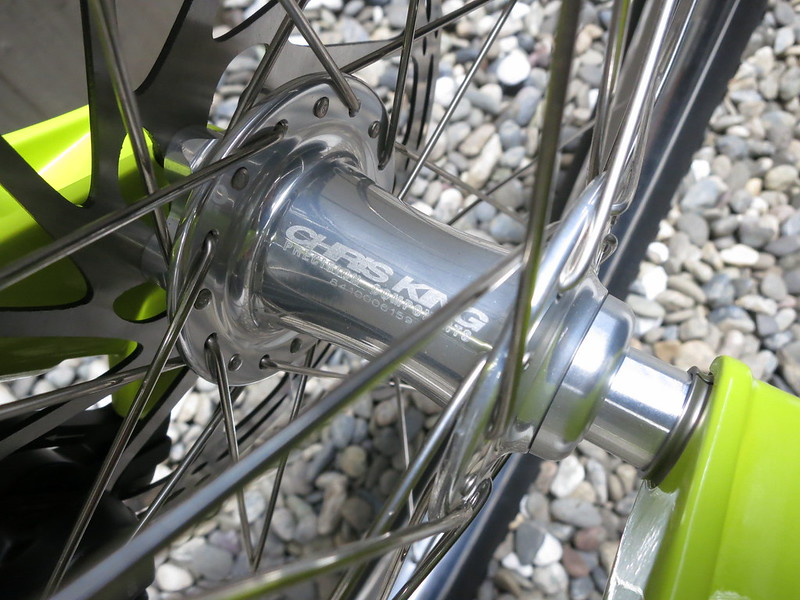 SURLY Karate Monkey YL DVO Hub