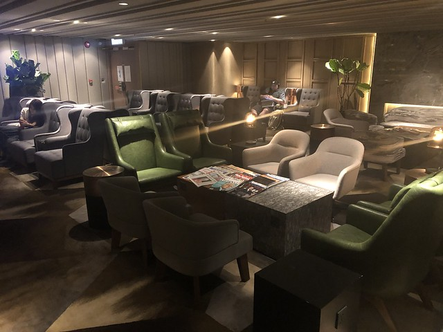 Plaza Premium First Lounge HKG