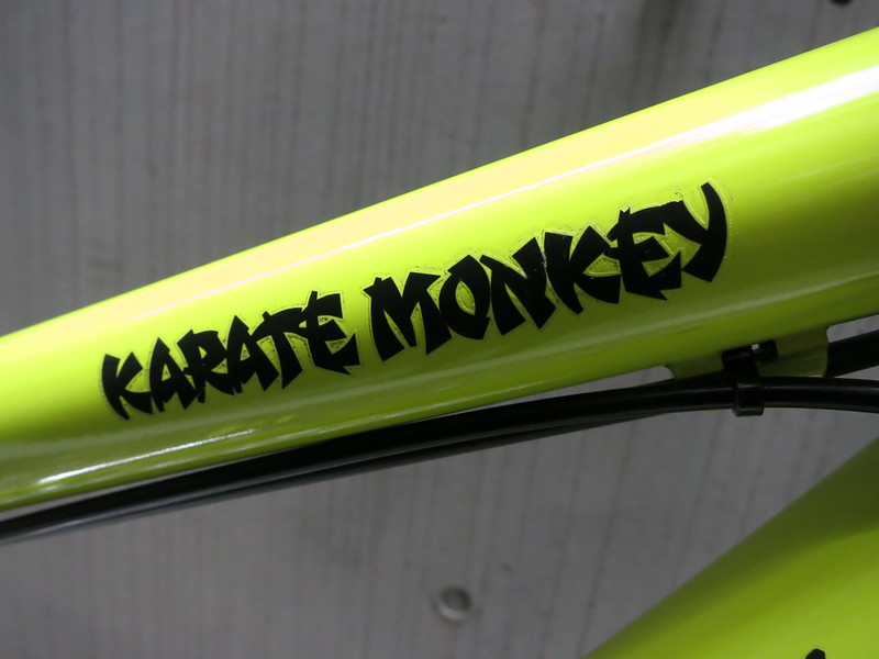 SURLY Karate Monkey YL DVO Logo 2