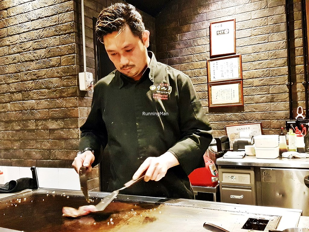 Executive Chef Kenji Okumura