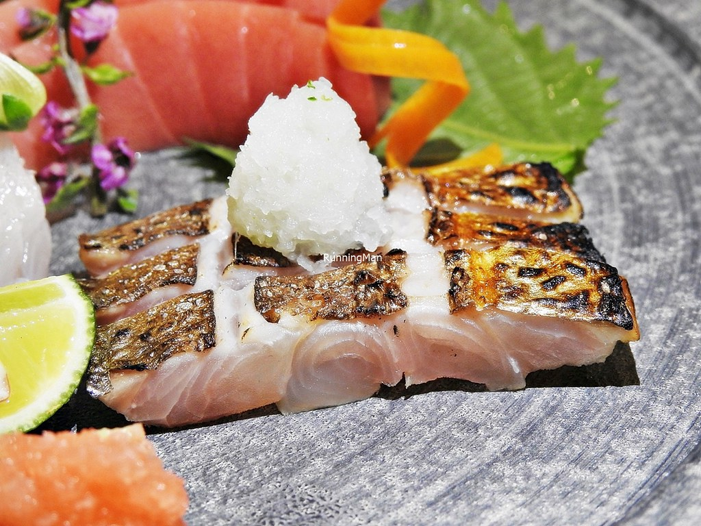 Aburi Of Suzuki / Japanese Sea Bass