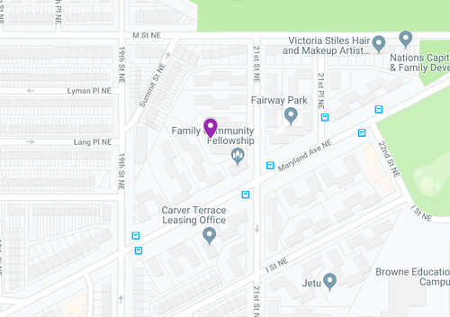 Man Wounded in Shooting Last Night in 1100 Block of 21st Street NE