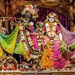ISKCON Mayapur Deity Darshan 05 June 2019