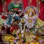 ISKCON Vrindavan Deity Darshan 05 June 2019