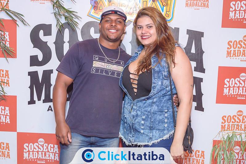 THAEME & THIAGO - SOSSEGA MADALENA