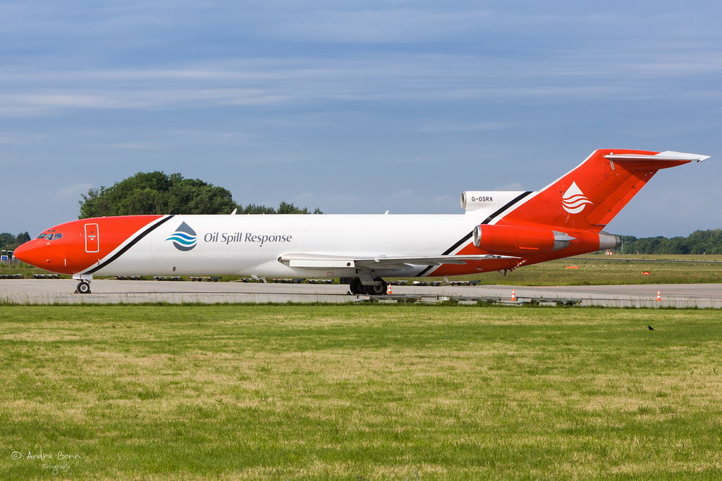 Oil Spill Response (T2 Aviation)