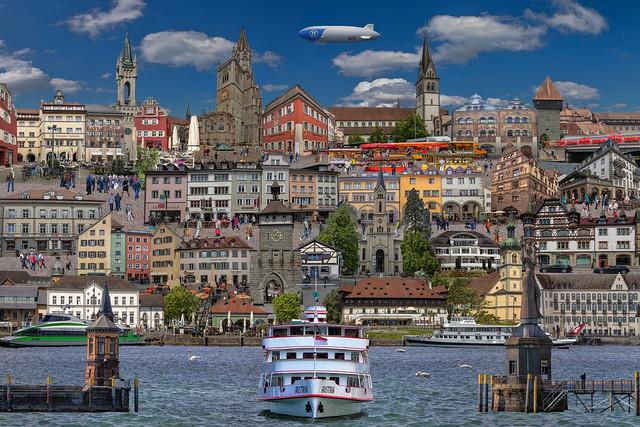 Collage Konstanz