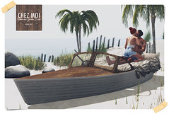 Snuggle Boat CHEZ MOI