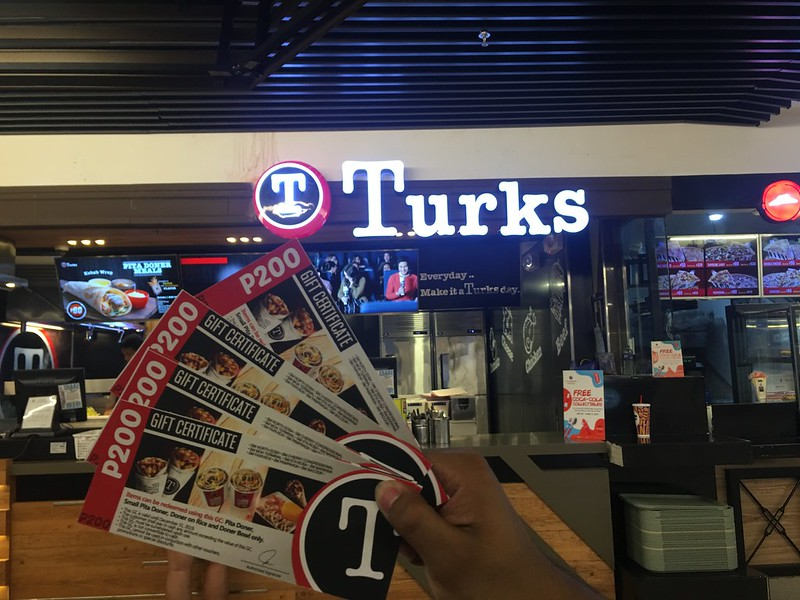 Turks, SM North EDSA