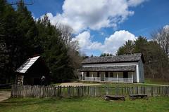 Becky Cable House--Warren Bielenberg, April 2019