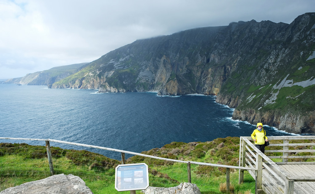 May 2019: Slieve League Cliffs, Ireland