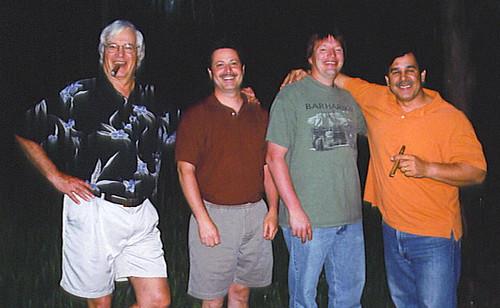 The 4 Original Partners