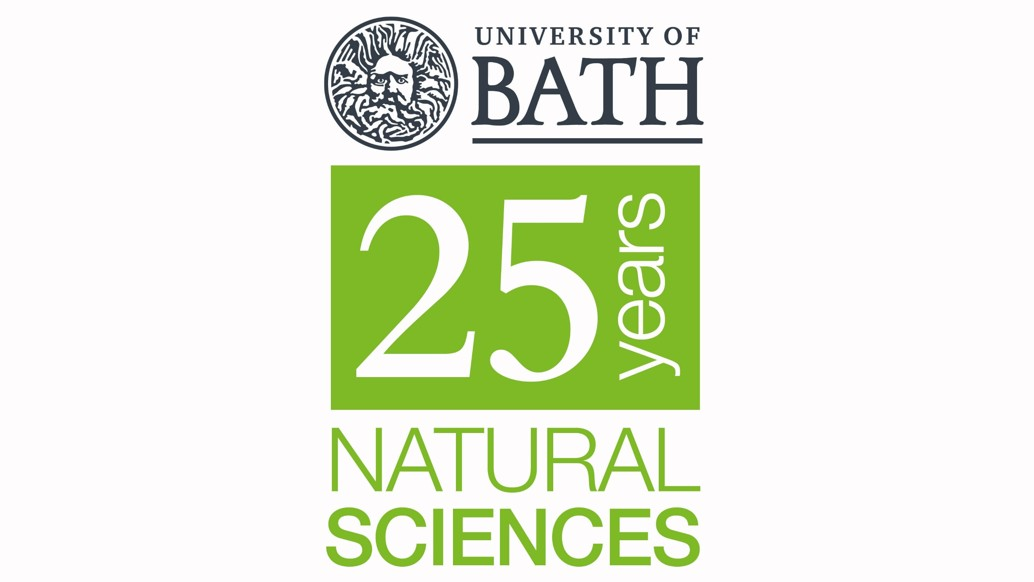 Natural Sciences 25th anniversary logo