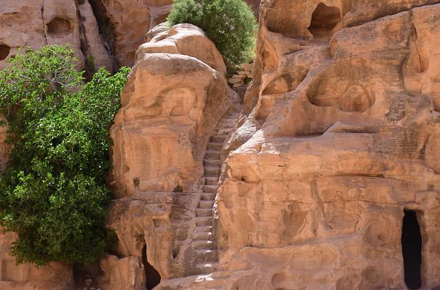Little Petra (Siq al-Barid), Jordan, June 2019 615