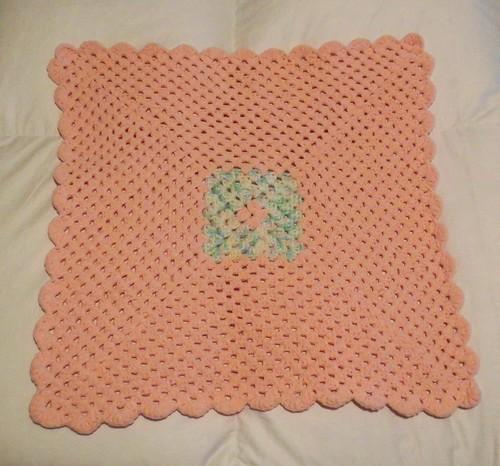 Hush Baby Granny Blanket