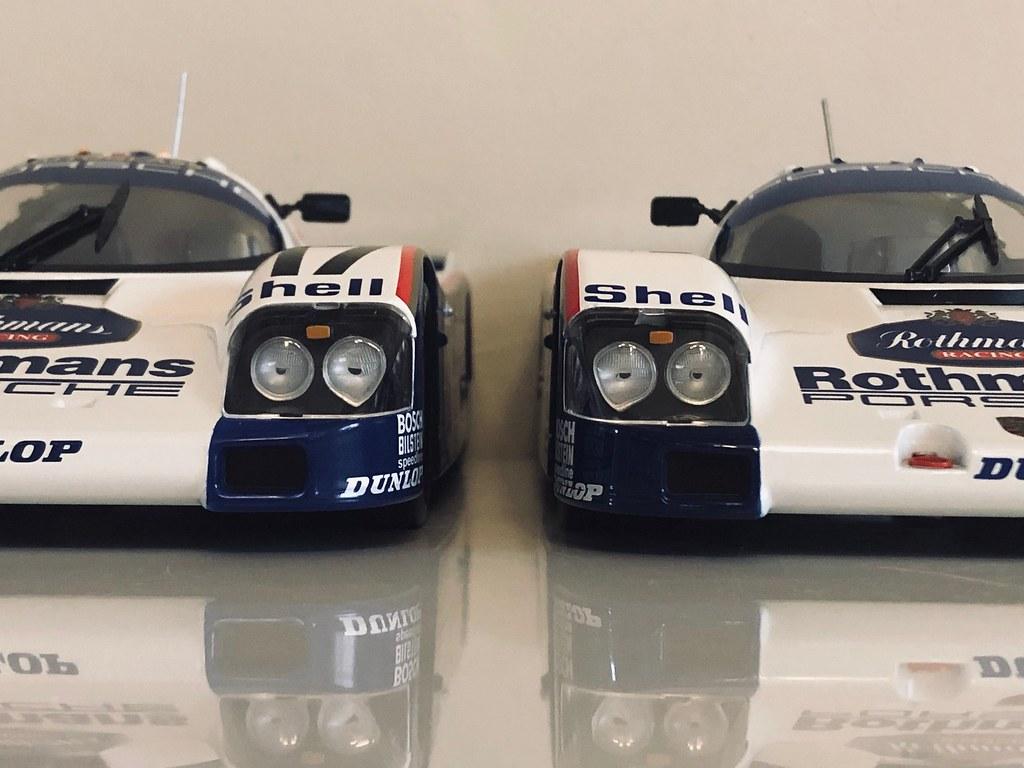 MB 24h LeMans Winners - DX Le Mans Cars - DiecastXchange