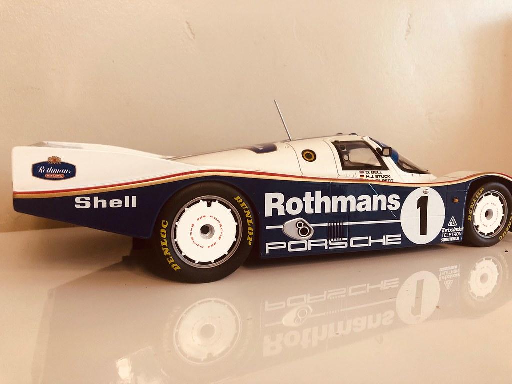 Le Mans Winners Collection 1:18 - DX 1:18 Collectors