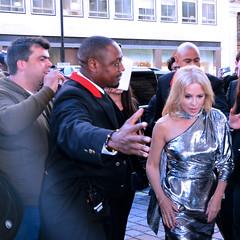 Kylie Minogue x Candid Portraits Ltd