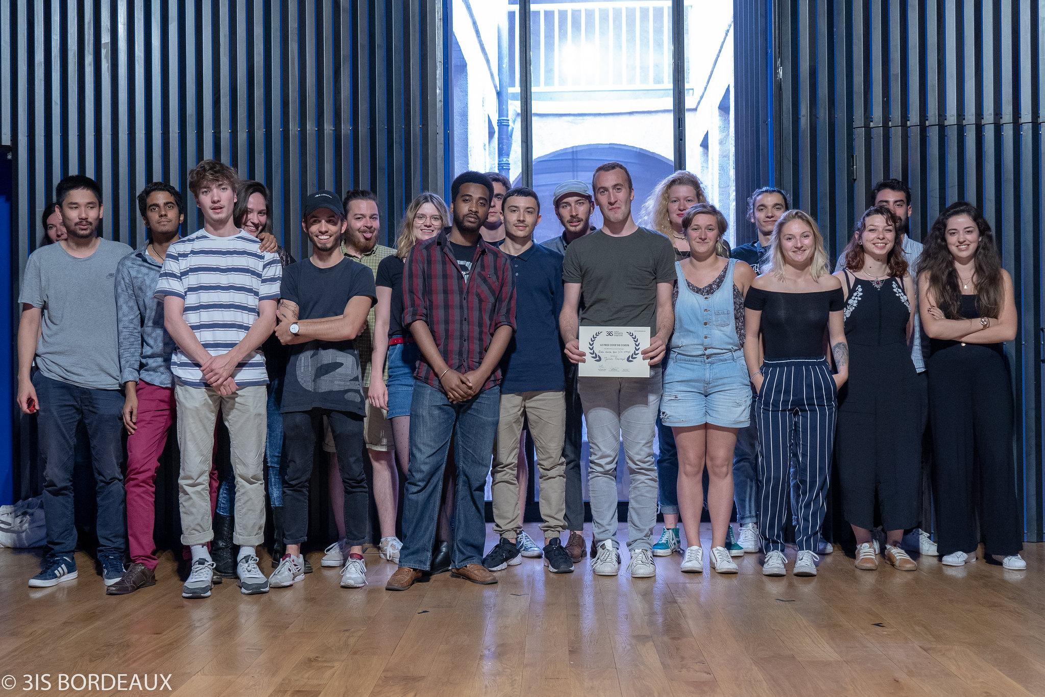 Jury fin d'études 3e année