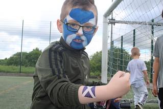 Infant Highland Games & Presentation