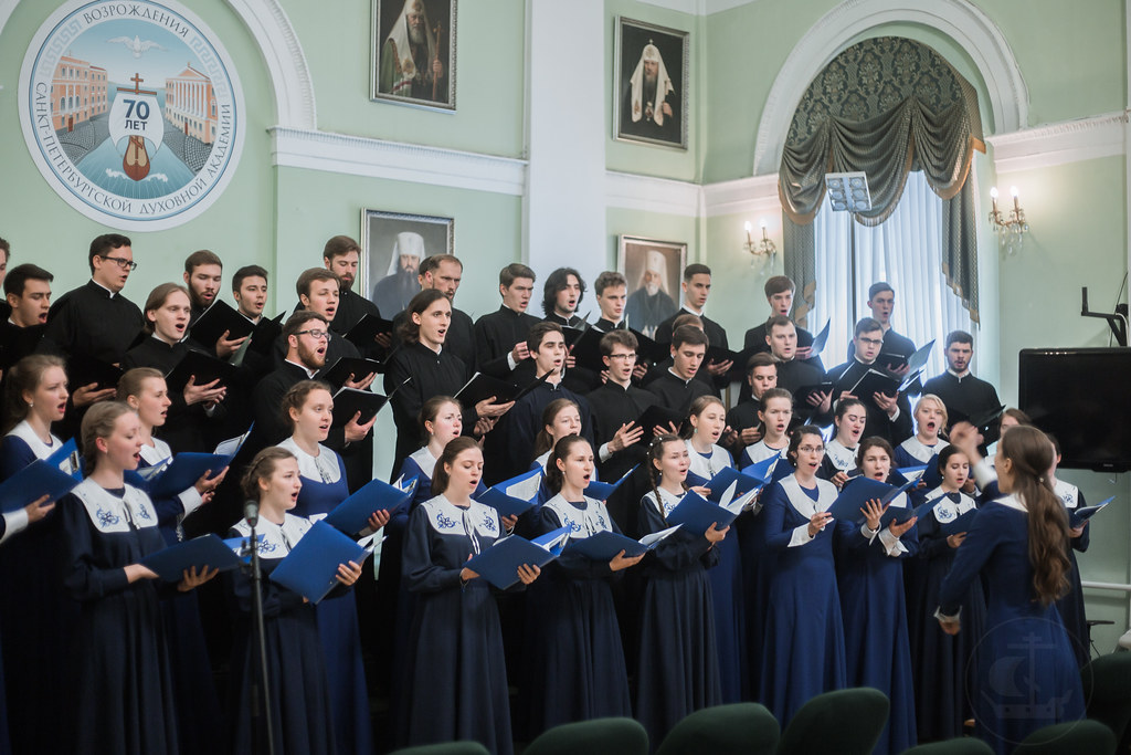 5 мая 2019, Экзамен по дирижированию / 5 May 2019, Exam Faculty of the choir conductor